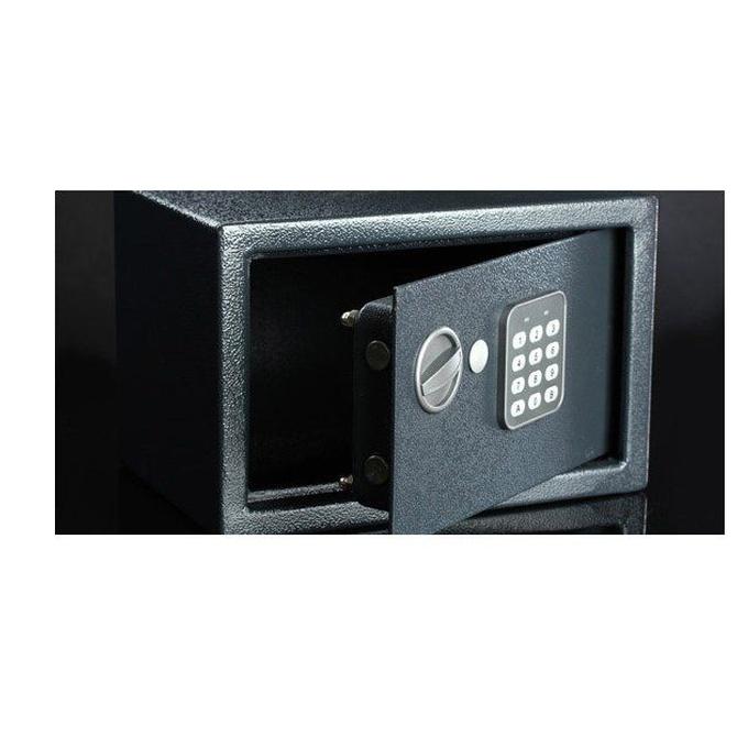¿Qué hace que una caja fuerte sea más segura?