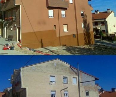 Empresa de reformas y rehabilitación de fachadas en Santander - Cantabria