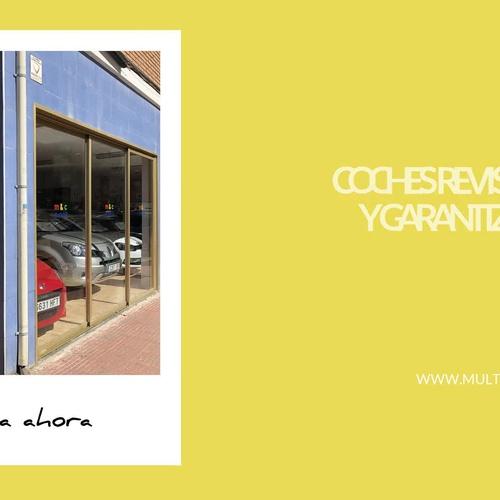 Coches de ocasión en Alcalá de Henares