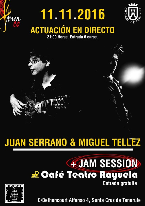 JUAN SERRANO & MIGUEL TELLEZ