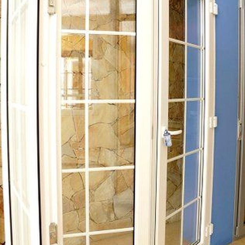 Puertas: SISTEMAS DE VENTANAS de Cecart Cerramientos Carthago