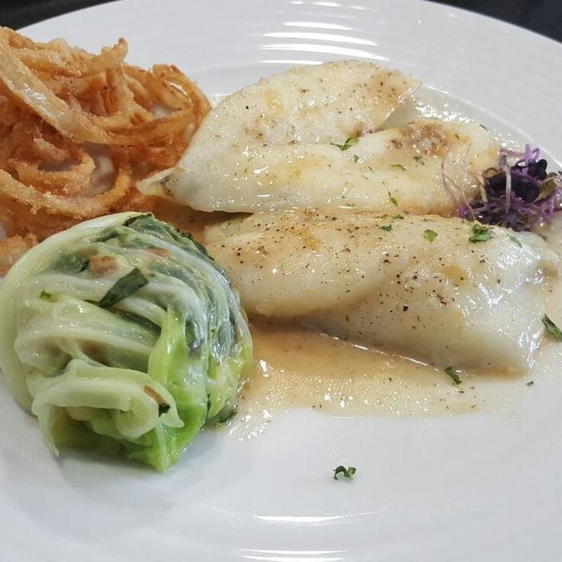Pescados: Carta y menús de Restaurant Ran de Mar
