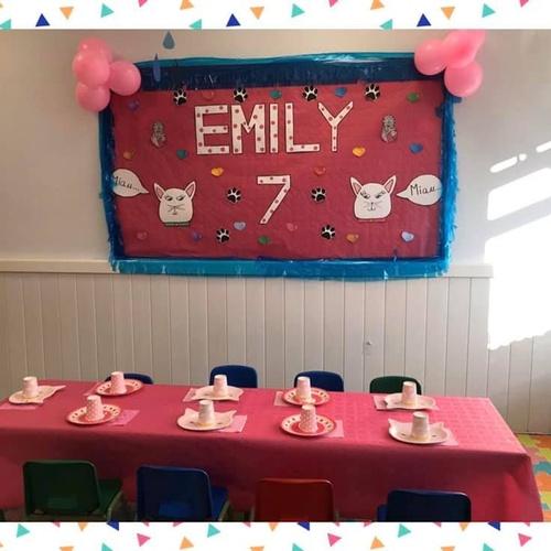 Celebraciones de cumpleaños para niños Gijón