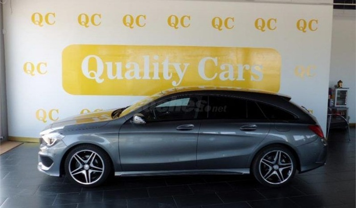 Mercedes- Benz Clase CLA CLA 220 d AMG Line Shooting Brake 5p.: Amplio stock de Quality Luxe Cars