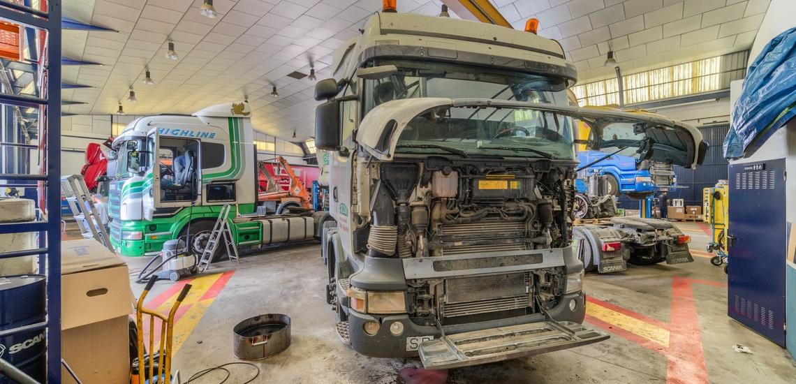 Variedad de camiones de ocasión de alta calidad en Albacete