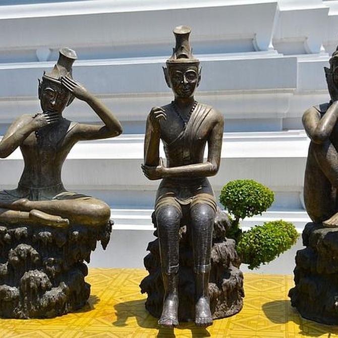 Causas de la expansión del masaje tailandés