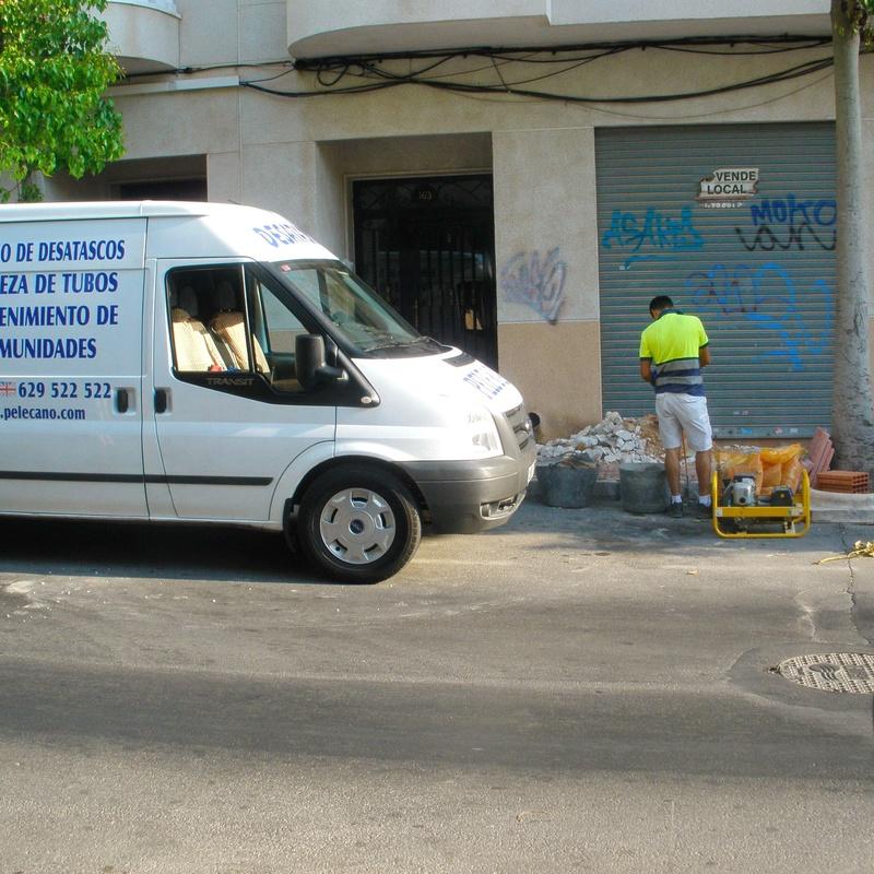 Reparación de deficiencias: Servicios de Pele & Cano Desatascos
