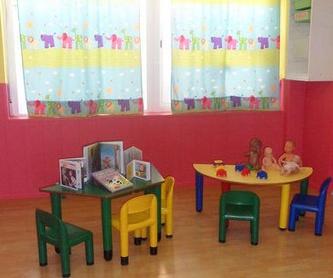 Patio: Servicios de ESCUELA INFANTIL PEQUE-SOL, S.L.