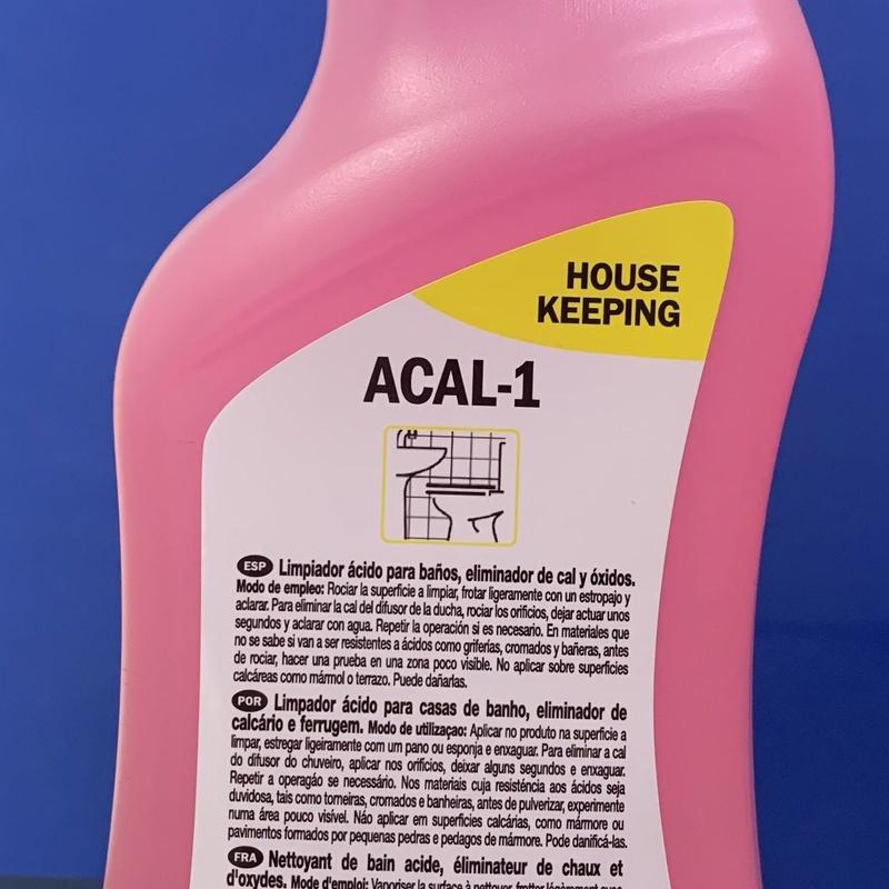 ACAL-1  1L.: SERVICIOS  Y PRODUCTOS de Neteges Louzado, S.L.
