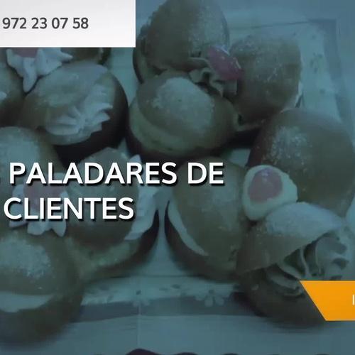 Pastelería artesanal en Salt  - Pastissería Negrell