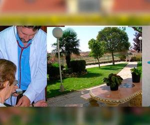 Servicios de terapia ocupacional, nutricionista, cocina propia, fisioterapia