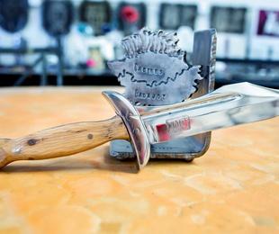 Venta online de cuchillos y espadas forjadas a mano