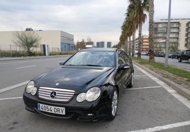 Mercedes-Benz Clase CC 160 K Sport Coupe 3p pvp5900 €uros