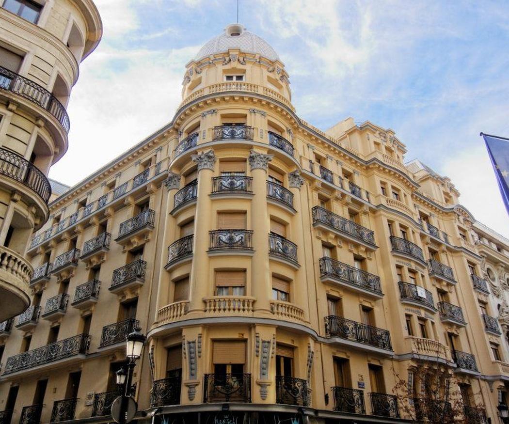 Un edificio antiguo con las comodidades del siglo XXI