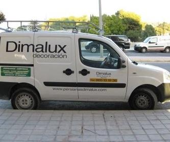 Toldo Estor: Productos y servicios de Toldos y Persianas Dimalux