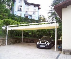 Protege tu vehículo con un toldo en Bilbao