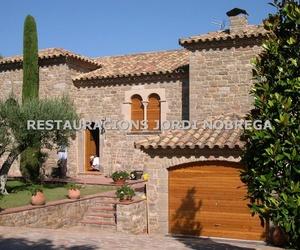 Restauración de exteriores: Jordi Nóbrega Restauracions