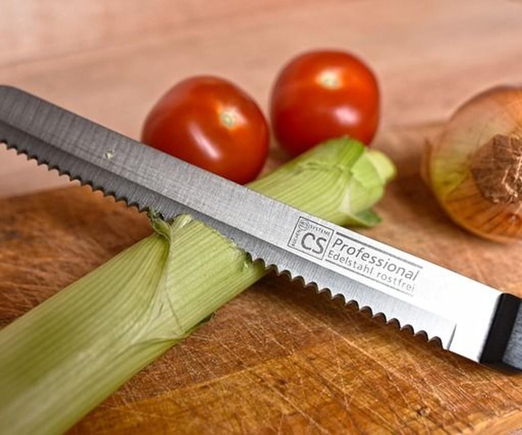 La importancia de cortar bien los alimentos y otros productos