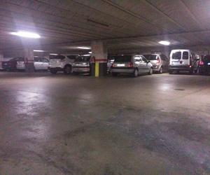 Zona de parking