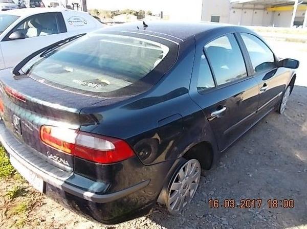 RENAULT LAGUNA II AÑO 2002: Catálogo de Desguace Valorización del Automóvil BCL, S.L.