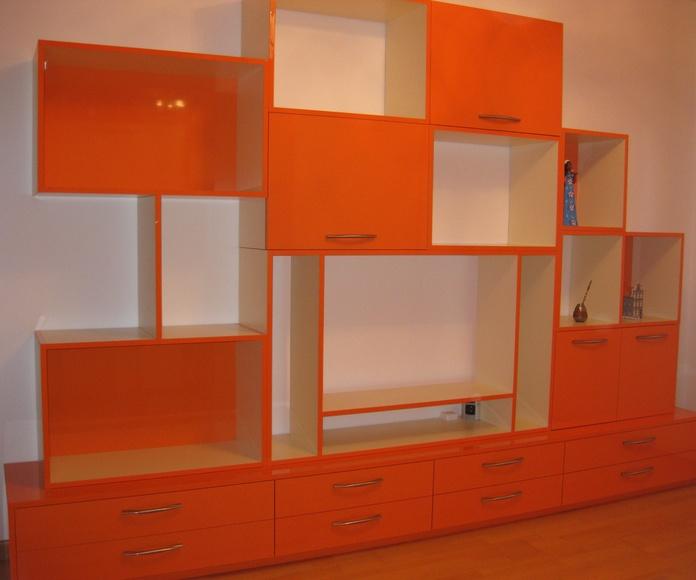 Muebles de hogar: Servicios de Niel Muebles e Interiorismo