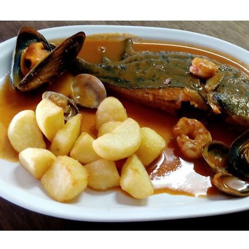 Menú diario: Carta y menús de Restaurante Sa Punta D'es Moli