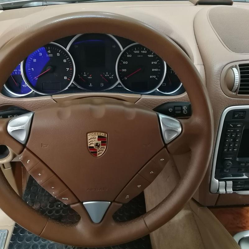 Porsche Cayenne S: SERVICIOS Y STOCK DE COCHES de Vaquerizo Motor