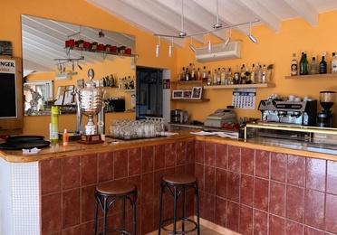 Bar cofee shop