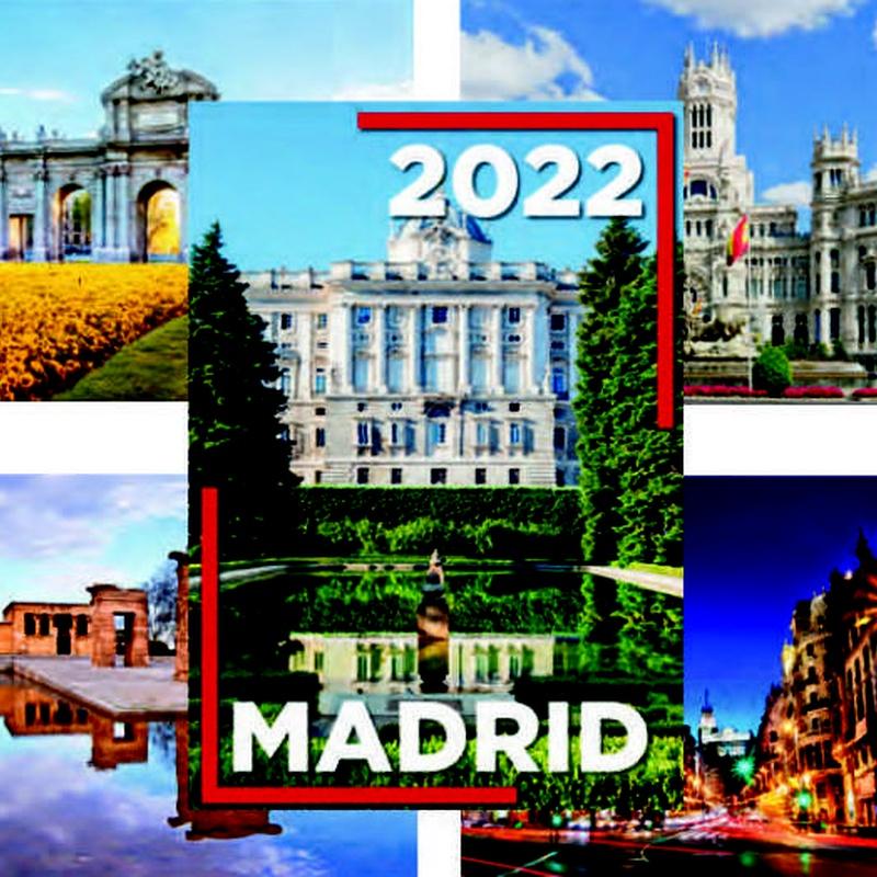 Ref. 234 - Madrid: Nuestros Productos de Gráficas Kalendex