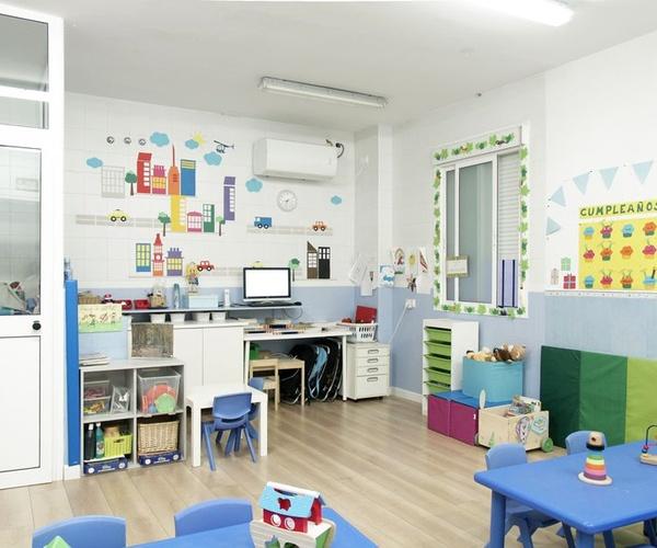 Escuelas infantiles especializadas en atención temprana en Sevilla
