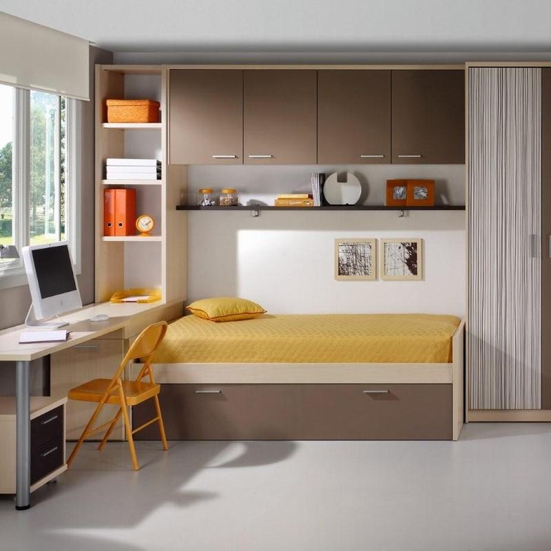 Dormitorio juvenil: Catálogo de Muebles Atance