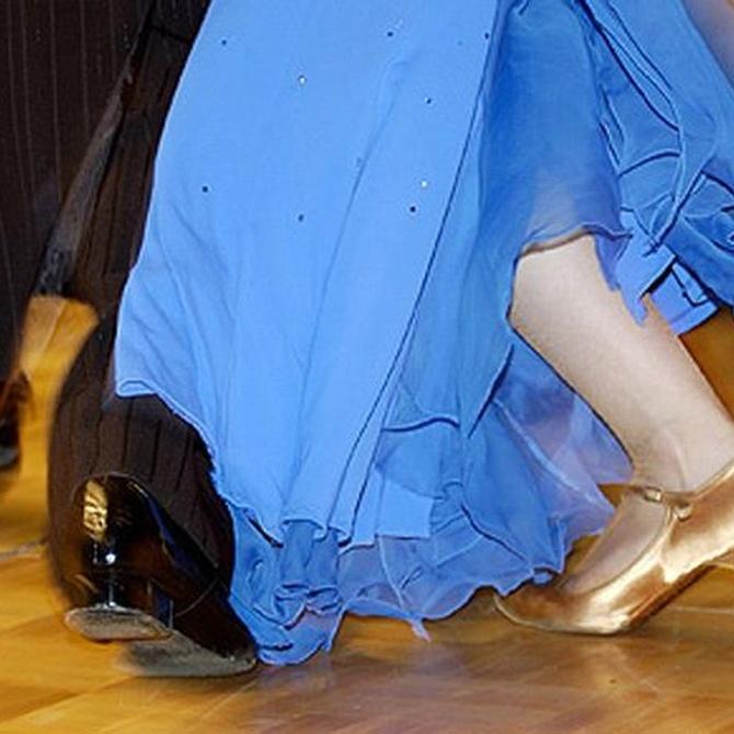 """Un baile """"clásico"""" de los 80"""