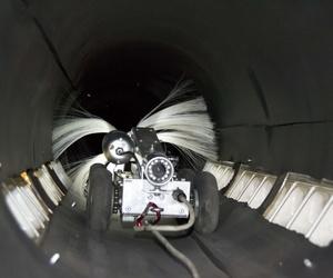 Equipos robotizados de limpieza de conductos