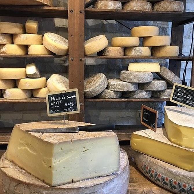 País Vasco: quesos y maridaje