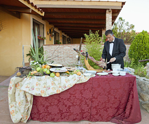 Hacienda Los Príncipes, finca para eventos en Navalcarnero