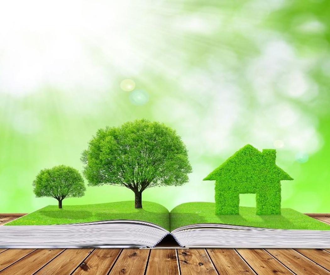 Los tipos de casas ecológicas más frecuentes según sus materiales