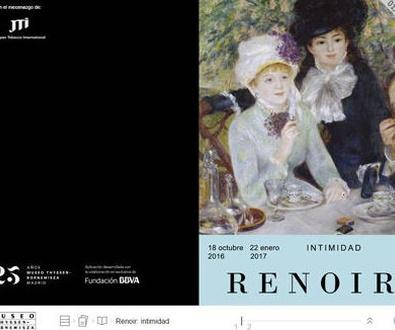 Exposición de Reoir en el Thyssen