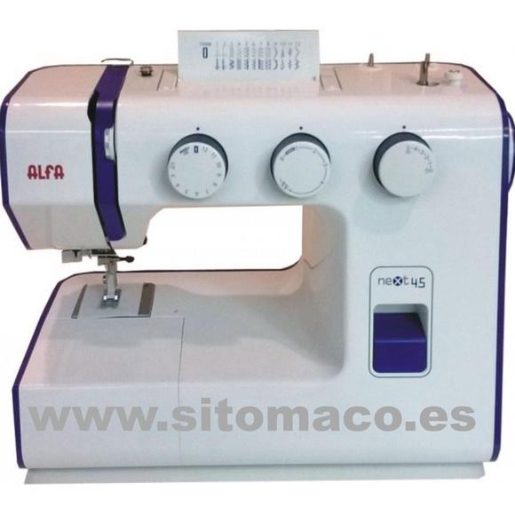 ALFA NeXt45: Catálogo de Sitomaco