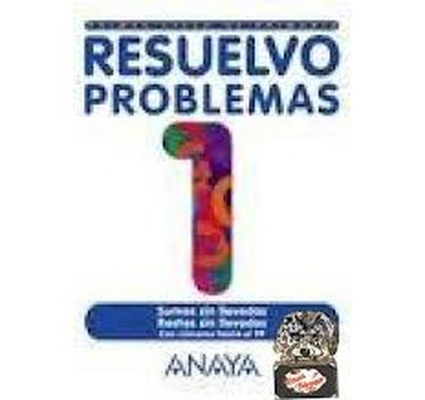 RESUELVO PROBLEMAS DE ANAYA.
