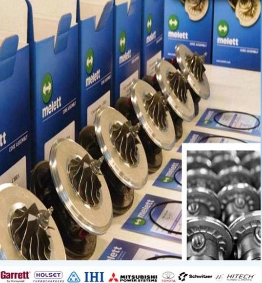 Reparación de turbocompresor: Servicios de Turbos Tenerife