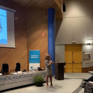 """Jornadas de TDAH y Trastornos Asociados"""" en la Universidad de Vigo,"""