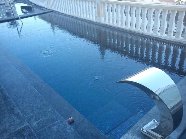 Cubiertas automáticas para piscinas Tenerife -  Piscinas Coral