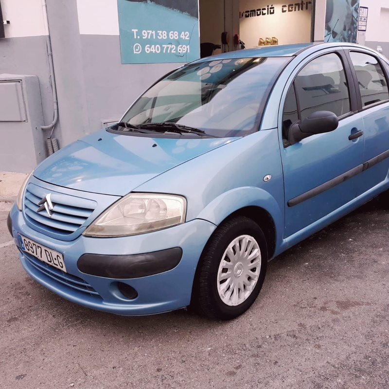 Citrôën C3 Azul (Vendido): Vehículos de ocasión de Automoció Centre