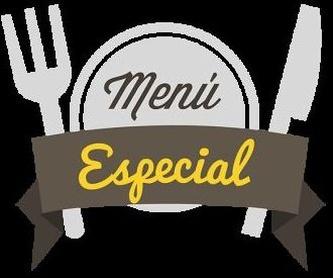 Menú diario: Cocina mediterránea de Arrosseria