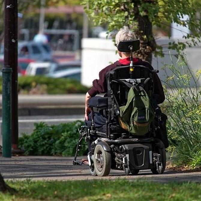 Las sillas de ruedas eléctricas y sus facilidades