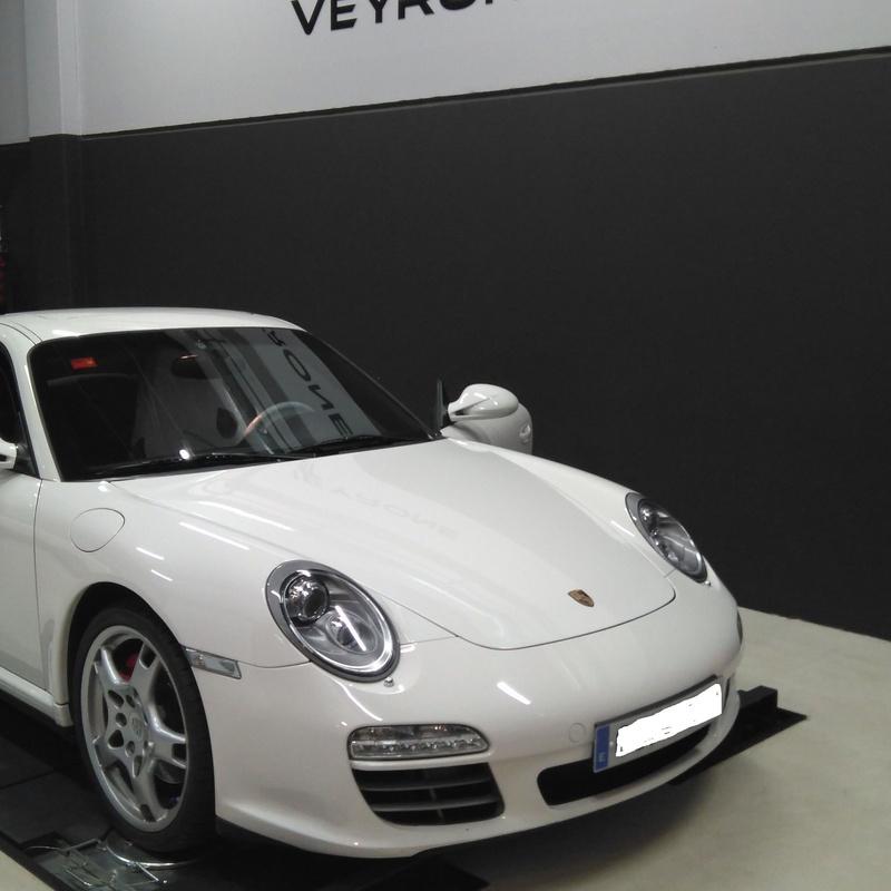 Turismes d'alta gamma: Serveis de Garatge Veyrone G3