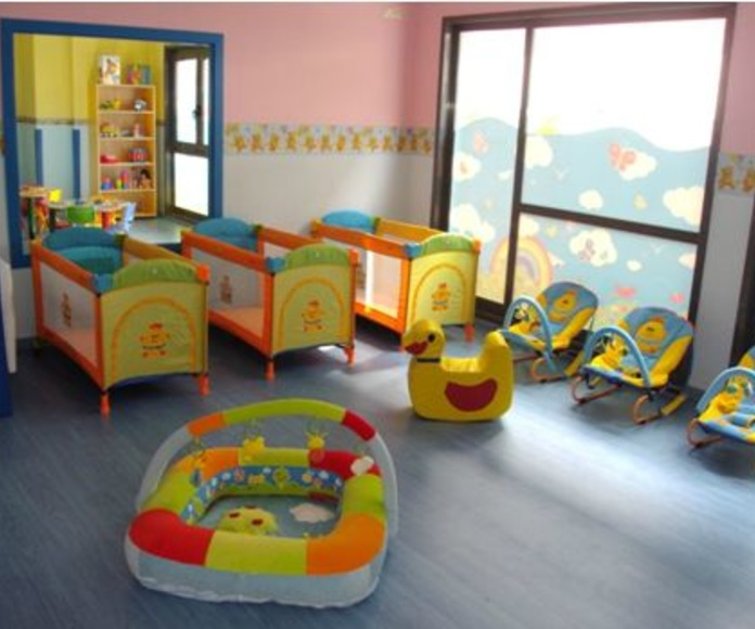Escuela Infantil Os Pequerrechos de Santiago(Área Central)
