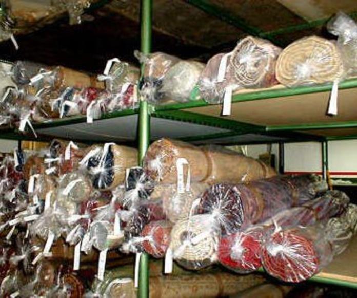 LIMPIEZA DE ALFOMBRAS: Nuestros servicios  de Elefante Limpiezas