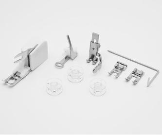 Alfa Remalladora 8703: Productos de Maquinas de Coser - Servicio técnico y repuestos