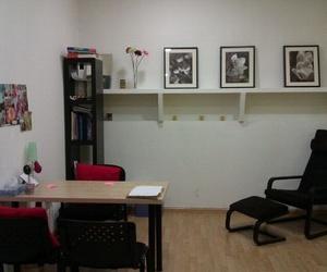 Sala de intervención psicoterapeutica